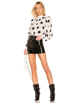 Polka Blouse by Msgm