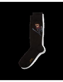 Ski Bear Trouser Socks by Ralph Lauren