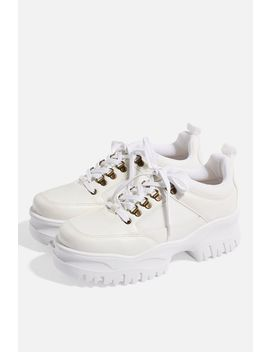 Chomp Chunky Trainers by Topshop