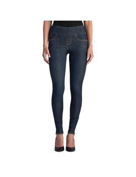 Women's Rock & Republic® Fever Denim Rx™ Midrise Pull On Jean Leggings by Rock & Republic
