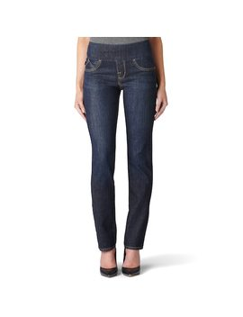 Women's' Rock & Republic® Fever Midrise Pull On Straight Leg Jeans by ' Rock & Republic