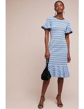 Shoshanna Sophie Striped Dress by Shoshanna