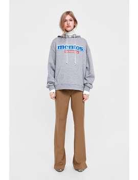 Mentos® Sweatshirt  Sweatshirtswoman Sale by Zara