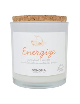 Sonoma Goods For Life™ Spa Energize Grapefruit & Pomelo 13 Oz. Candle Jar by Kohl's