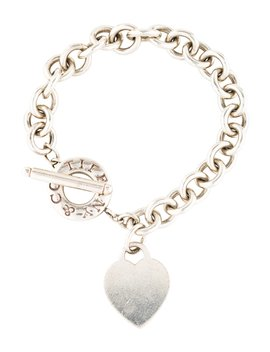 Heart Tag Toggle Bracelet by Tiffany & Co.