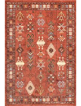 Celeste Faded Tribal by Rugs Usa