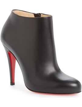 Belle Round Toe Bootie by Christian Louboutin