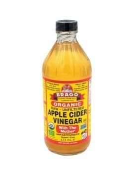 Bragg Organic Apple Cider Vinegar 473ml by Bragg