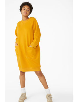 Long Sweater Dress by Monki