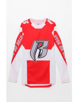 Ruff Ryders Long Sleeve Jersey by Pacsun