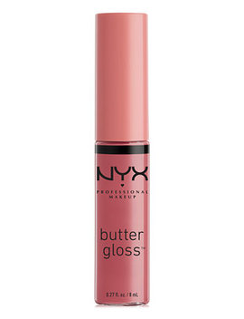 Butter Lip Gloss, 0.27 Oz. by Nyx Professional Makeup
