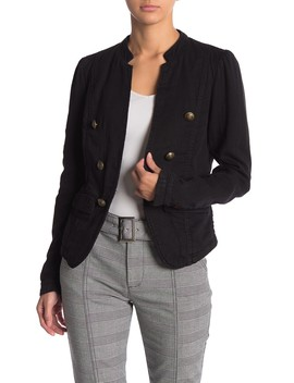 Jagger Open Front Blazer by Free People
