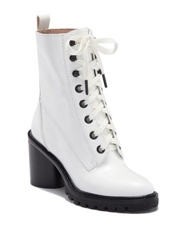 Ryder Lace Up Leather Boot by Marc Jacobs