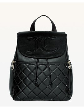Ellen Leather Backpack by Juicy Couture