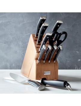 Wüsthof Classic Ikon 12 Piece Knife Block Set by Williams   Sonoma