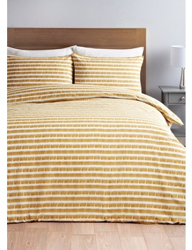Stripe Duvet Cover by Matalan