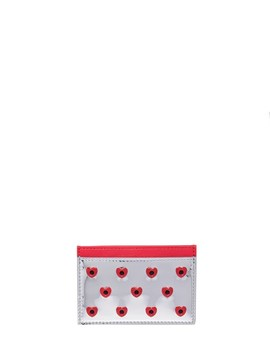 Specchio Heart Card Case by Juicy Couture