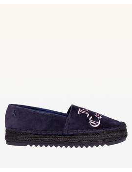 Regal Yolanda Velvet Espadrille by Juicy Couture