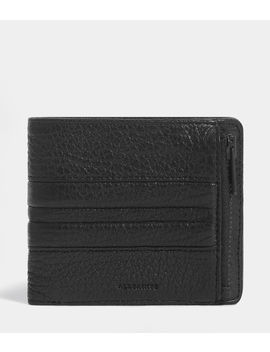 Havoc Leather Biker Wallet by Allsaints