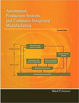 Automation, Production Systems, And Computer Integrated Manufacturing (4th Edition) by Mikell P. Groover