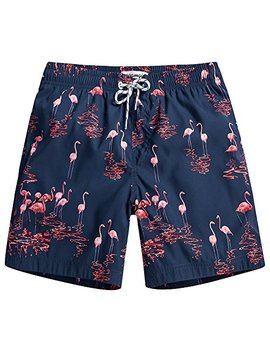 Maa Mgic Mens Swim Trunks Quick Dry Funny Shorts With Mesh Lining Swimwear Bathing Suits by Maa Mgic