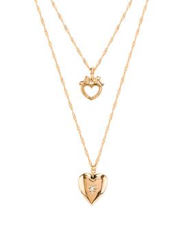 Angel Of Mine Prelayer Necklace by Frasier Sterling