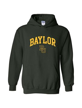 Ncaa Officially Licensed College   University Team Color Arch Logo Hoodie by Ugp Campus+Apparel