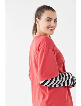 Truly Madly Deeply Layered Long Sleeve Top by Truly Madly Deeply