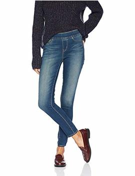 Signature By Levi Strauss & Co. Gold Label Women's Totally Shaping Pull On Skinny Jean by Signature By+Levi+Strauss+26+Co.+Gold+Label