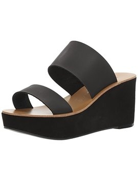 Chinese Laundry Women's Ollie Wedge Slide Sandal by Chinese Laundry