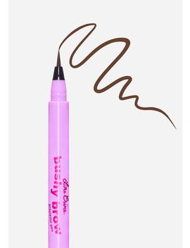Brownie Bushy Brow Pen by Lime Crime