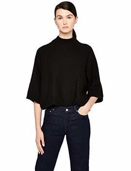 Meraki Women's Oversized High Neck Sweater by Meraki