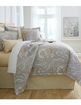 Monaco Floral Paisley Comforter Mini Set by Villa By Noble Excellence