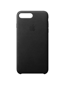 Apple Fitted Hard Shell Case For I Phone 8 Plus/7 Plus   Black by Apple