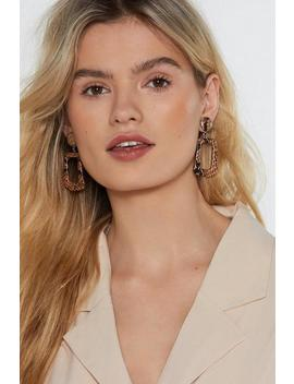 Ears The Thing Snake Earrings by Nasty Gal