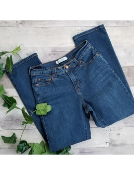 Levi's | 512 High Rise Slimming Straight Leg by Levi's