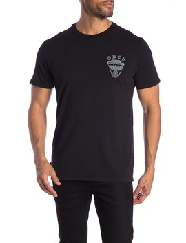 Superior Eagle Shield Graphic T Shirt by Obey