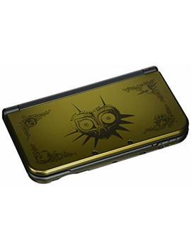 Nintendo   New 3 Ds Xl Legend Of Zelda: Majora's Mask Limited Edition   Gold/Black by Nintendo