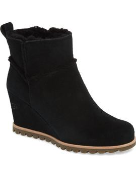Marte Waterproof Wedge Bootie by Ugg®