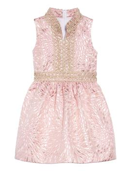 Mini Franci Brocade Dress by Lilly Pulitzer®