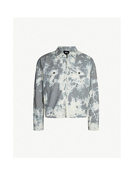Hickory Garage Cotton Jacket by Stussy