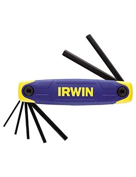 Irwin Tools   Hexagon Key Folding Set Of 7: 2.0 8.0mm by Irwin Tools