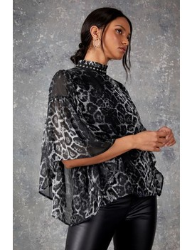 Religion Printed Top by Next