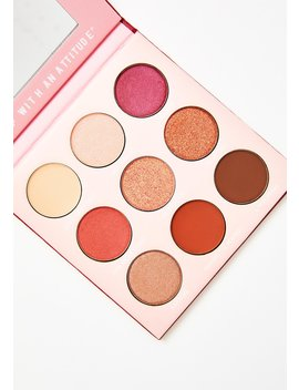 The Cosmo Cocktail Party Eyeshadow Palette by Rude Cosmetics