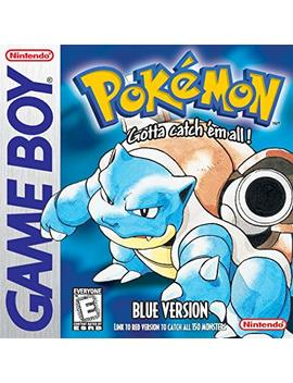 Pokémon Blue Version   3 Ds [Digital Code] by By          Nintendo