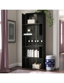 Red Barrel Studio Marilyn Standard Bookcase & Reviews by Red Barrel Studio