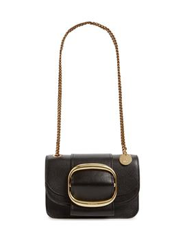 Hopper Leather Shoulder Bag by See By ChloÉ