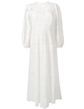 Broderie Anglaise Maxi Dress by Zimmermann