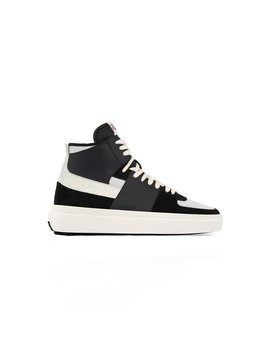 Alpha Mid   Black/White by Represent