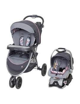 Baby Trend Skyview Plus Travel System   Bluebell by Baby Trend